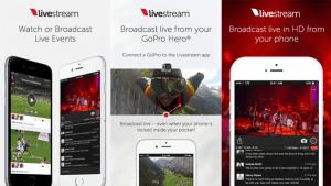 كيفية البث المباشر بواسطة الهواتف الذكية - تحميل تطبيق Live Stream لبث الفيديو مباشر عبر الانترنت