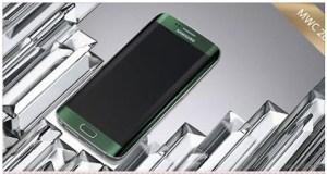 هاتف جالاكسى اس 6 ايدج الجديد من سامسونج