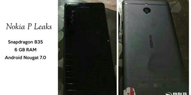Nokia تعلن عن الهاتف الجديد Nokia P بنسختيه