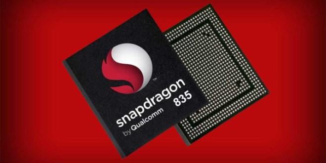 Snapdragon 835 هو المعالج الأقوى حتى الآن