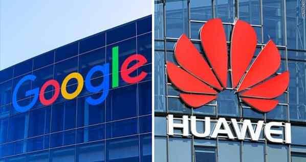 9c7bd4d6f Google تضغط على الحكومة الأمريكية من أجل رفع الحظر المفروض على Huawei