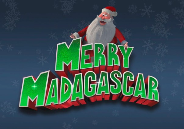 DreamWorks Animation's Merry Madagascar