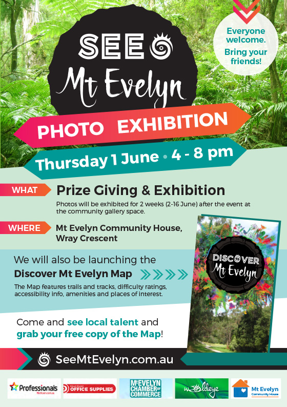 See Mt Evelyn Photo Exhibition