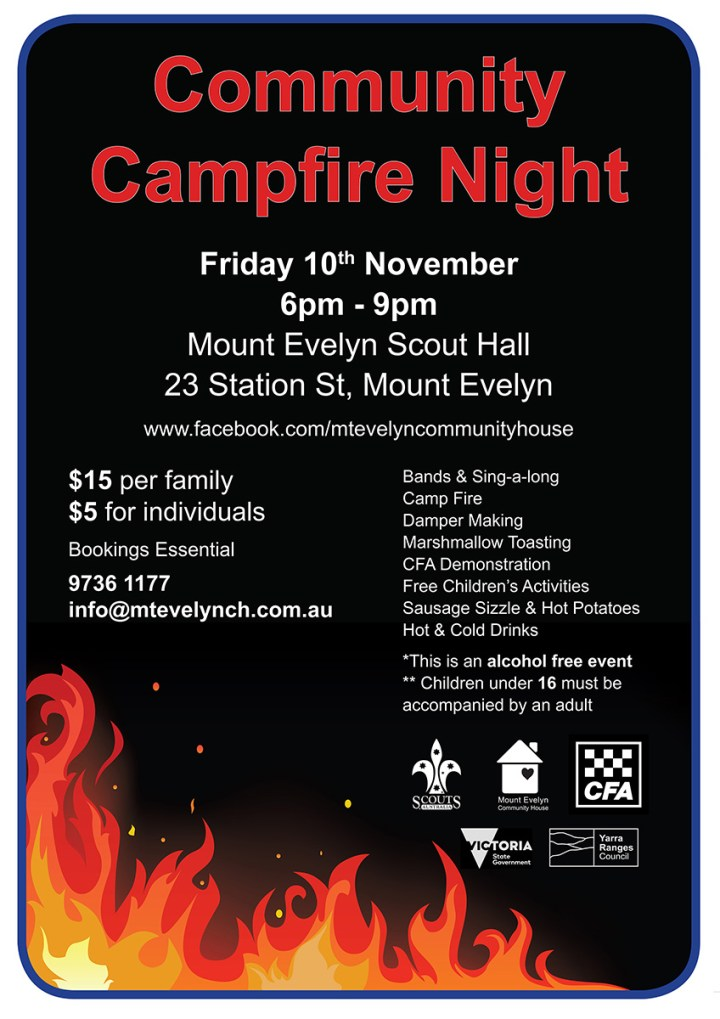 Community Campfire Night