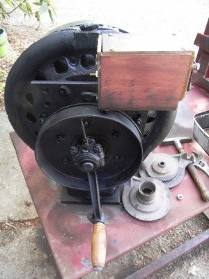 Model T Ford Forum: Hand Crank Coil Tester  Wiring