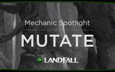 Mutating Commander