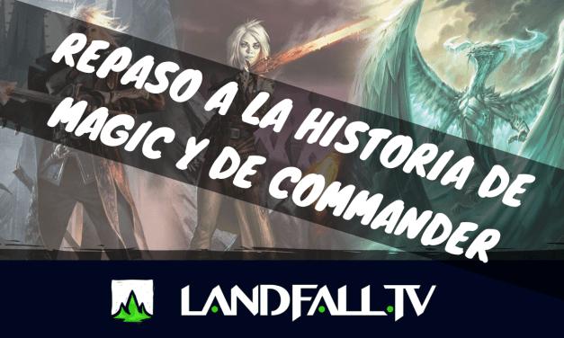 Protegido: Un repaso a la historia de Magic y de Commander   EDH    Landfall TV#53   Magic The Gathering