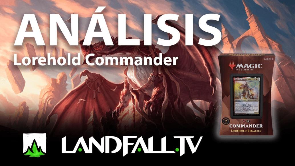 Protegido: Lorehold Legacies análisis, estrategia y mejoras | EDH C21 | Landfall TV#86 | Commander en Español