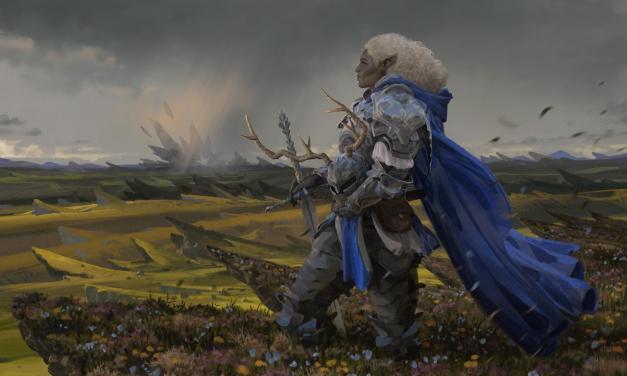 Aura of Courage | Commander Precon Decklist | D&D