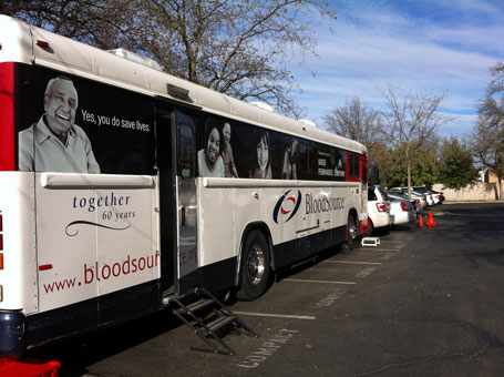 Bloodsource blood drive