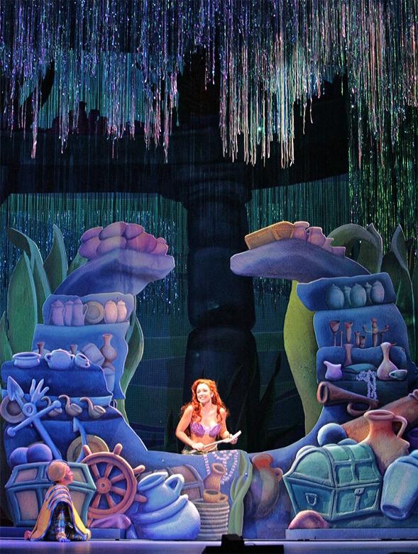 The Little Mermaid Disneys Music Theatre International