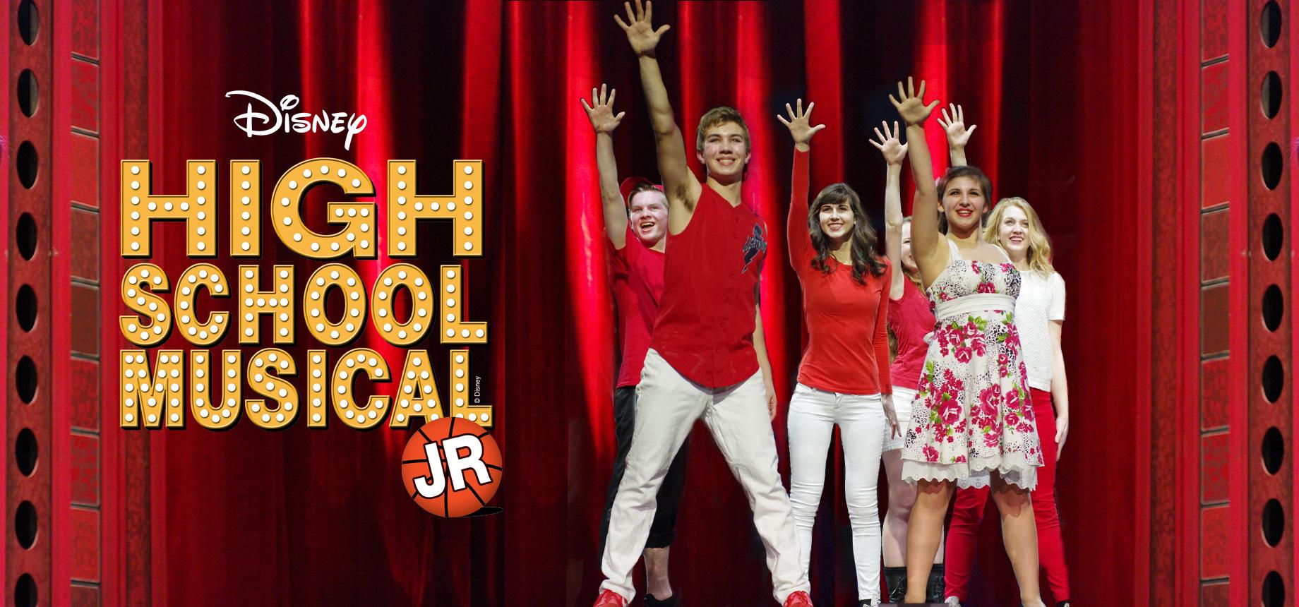 Disney S High School Musical Jr