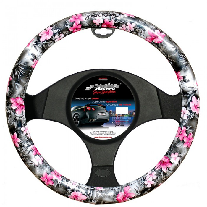 Couvre Volant Flowers MTK Tuning