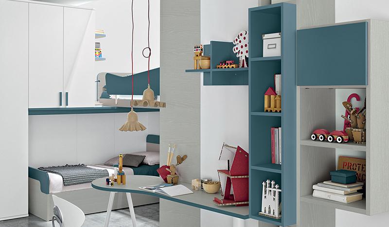 Vasta scelta di mensole moderne e di moduli per personalizzare lo stile della tua casa. Come Mettere In Ordine La Cameretta Dei Tuoi Bambini Mtm Arreda Gatteo
