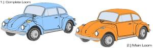 Volkswagen Beetle Wiring Harnesses
