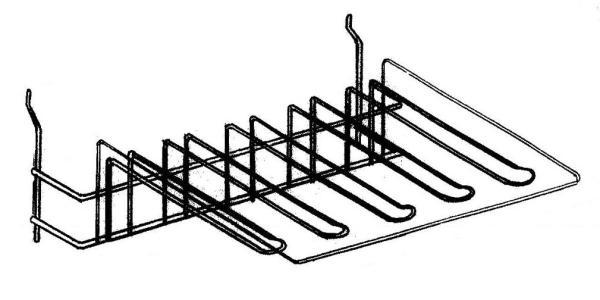 Блок крючков ST-515