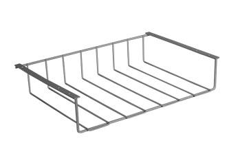 Металлическая корзина для парт