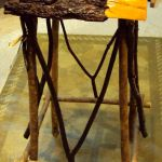 Joe Blazina - Rustic Twig End Table