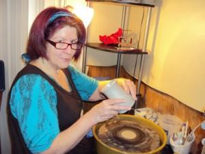 Sondra Hastings - ceramic artist
