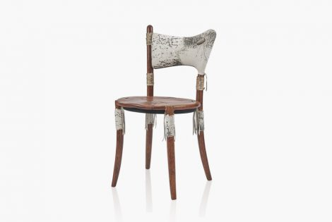 Mountain Refined Contemporary Dining Room Chair