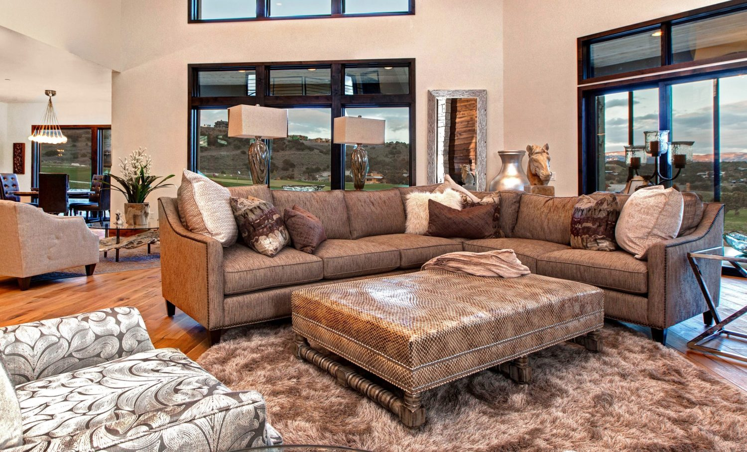 Contemporary Living Room Furniture Gallery 1 Mountain Refined