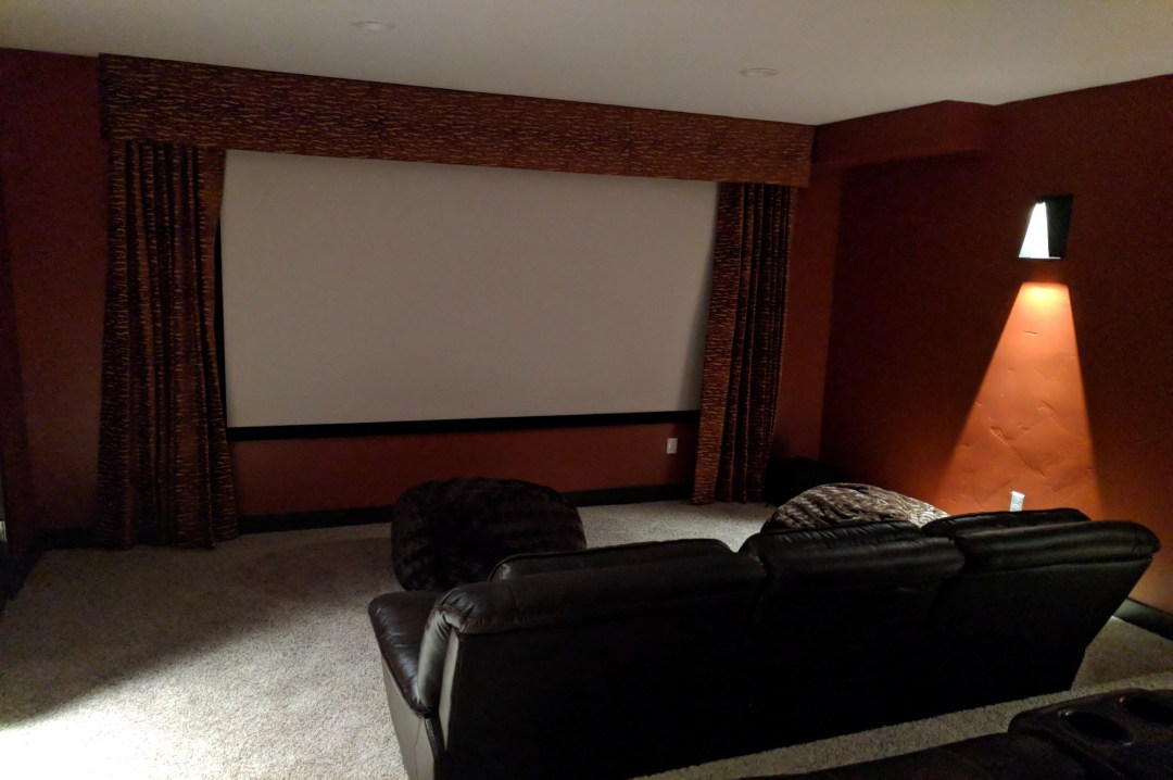 Mountain Refined Home Theater