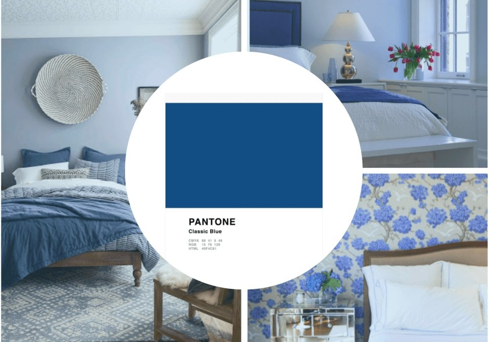 Pantone Color of The Year & Interior Design