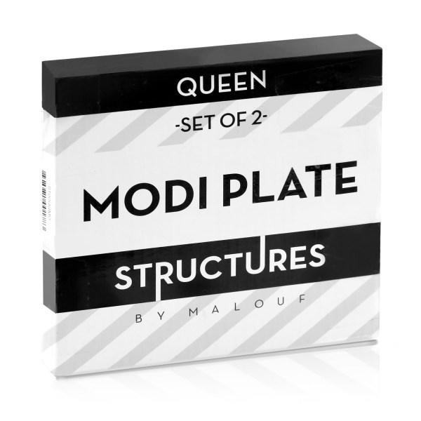 Queen Modi Plate Parent