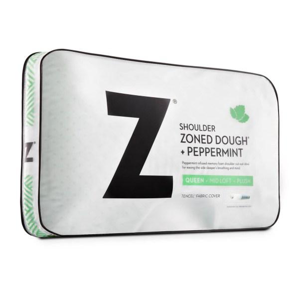 Shoulder Zoned Dough® Peppermint King