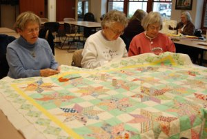 Sew-Bee-It Quilters