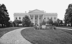 White House, 1863