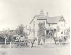 Home of John C. Moeling, circa 1890s