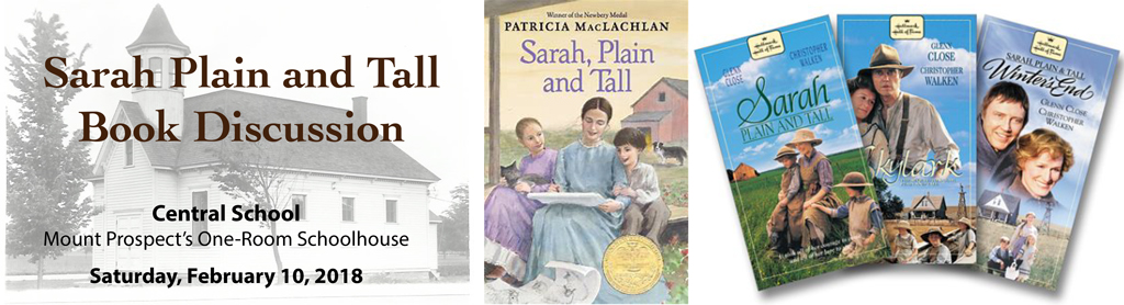 Sarah Plain and Tall Book Discussion