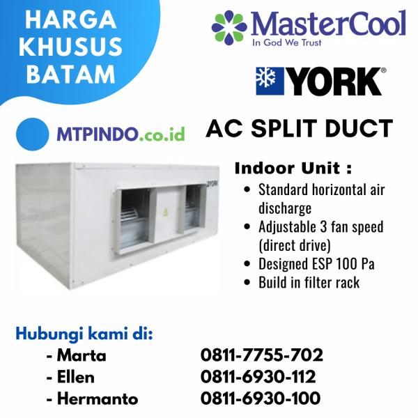split duct indoor
