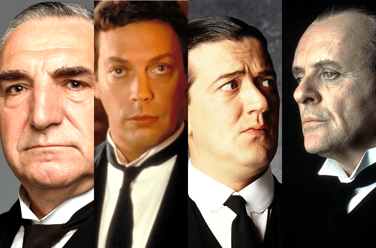 Episode 81 – Rushmore of Fictional Butlers