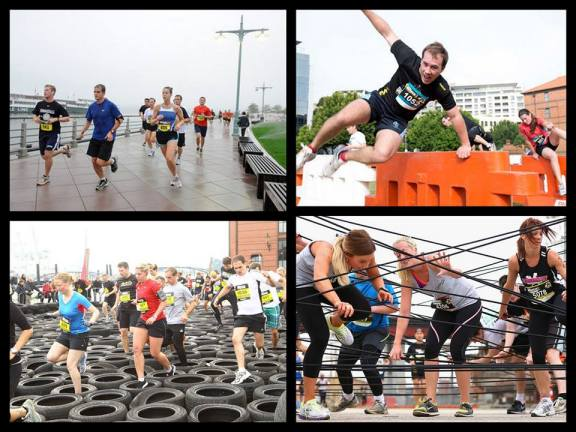 Urbanathlon Men's Health