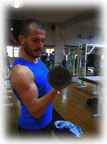 Dumbell Biceps Curl