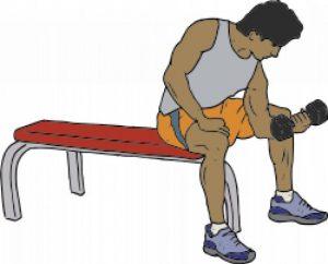 Fitness Ağırlık Çalışma