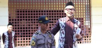 Dihadiri Alumni Berprestasi, Semangat Santri Membara….