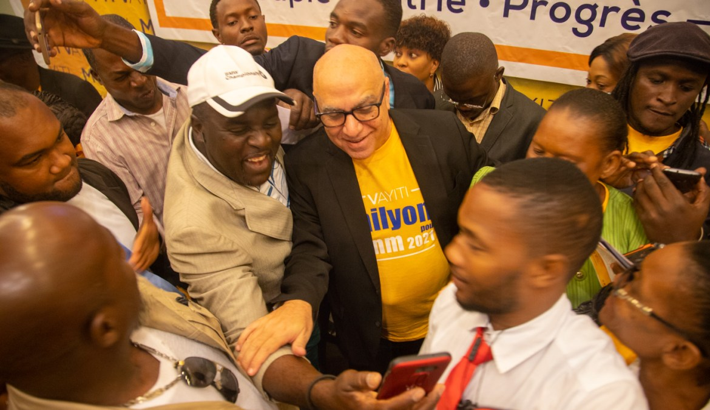 Haiti / Politique: MTVAYITI reçoit officiellement des membres.