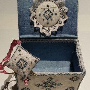 Luxury Sewing Box