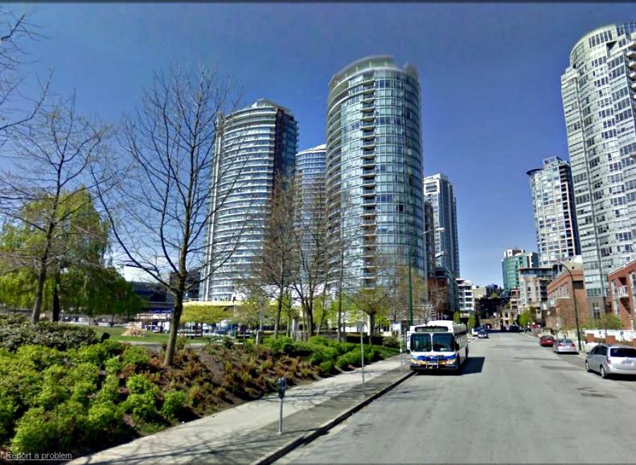 переезд в Ванкувер
