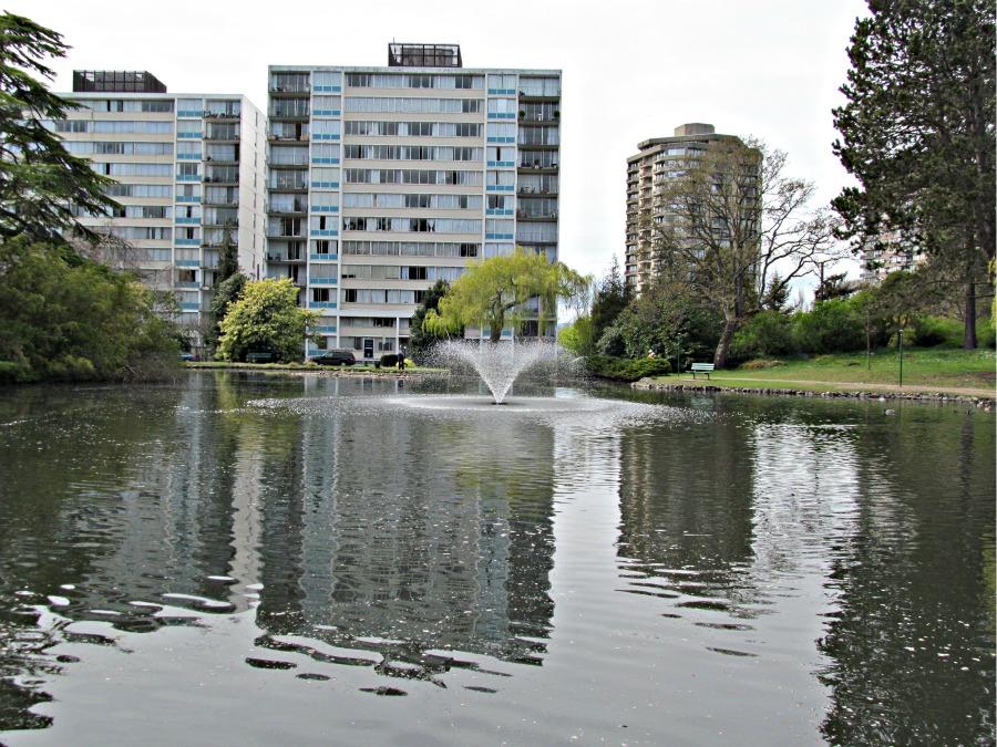 Виктория, остров Ванкувер