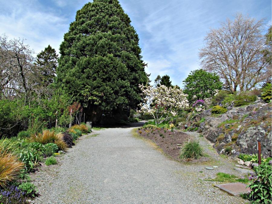 Виктория, правительственный дом и сад