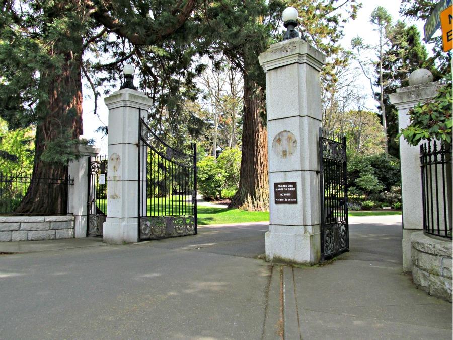 Правительственный дом, Виктория