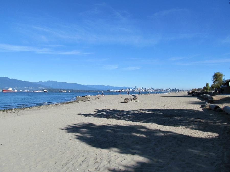 пляжи Ванкувера