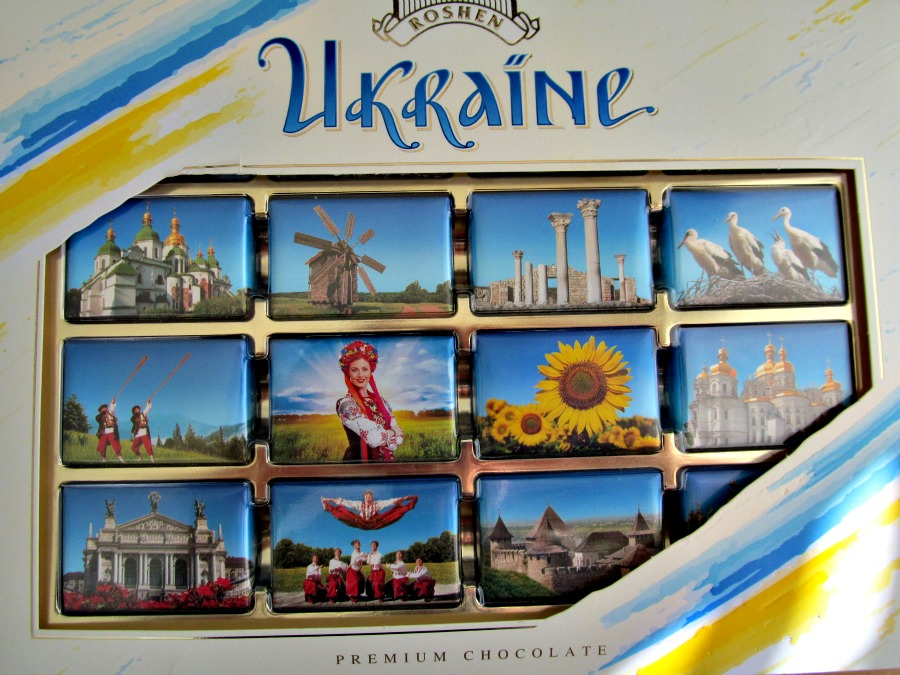 Украинский шоколад