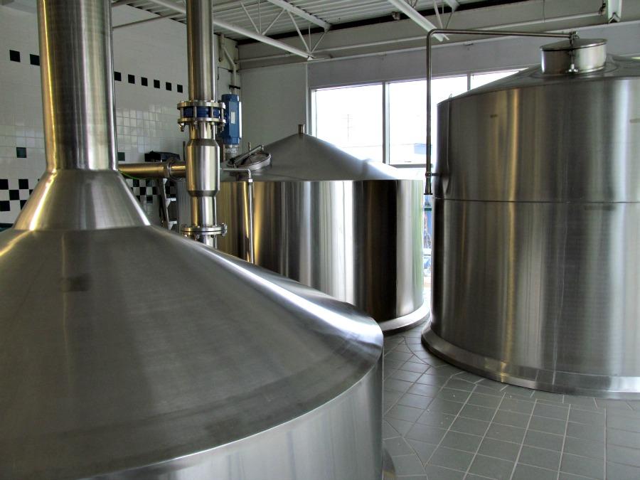 пивоварня на острове Ванкувер