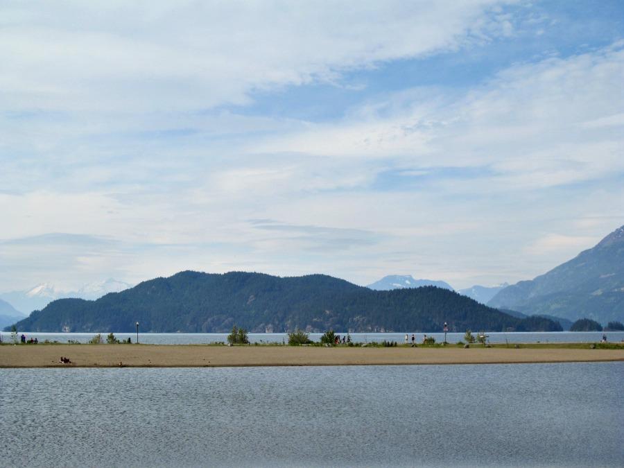 озеро харисон