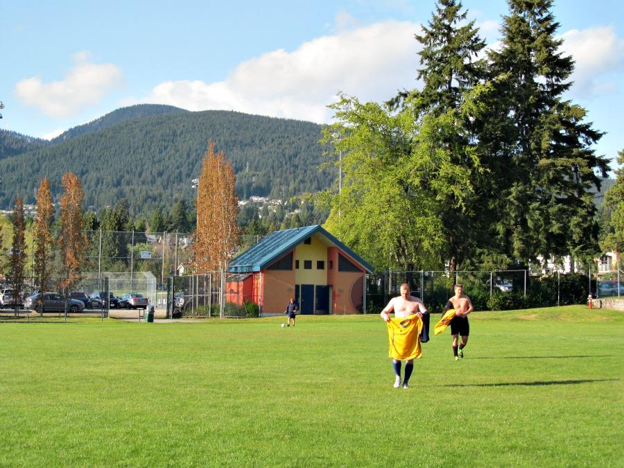 футбол в Ванкувере